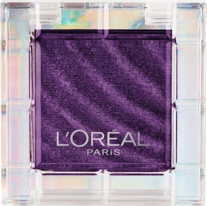 Тени для век LOreal Paris Color Queen, на масляной основе, тон 27, Необыкновенный, 4 г