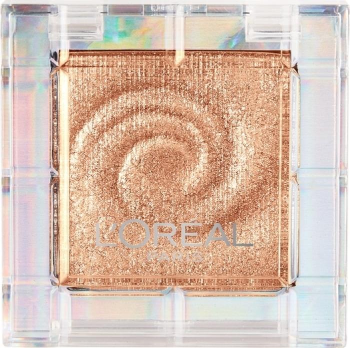 Тени для век L`Oreal Paris Color Queen, на масляной основе, тон 33, Необычный, 4 г l oreal infallible paint eyeshadow