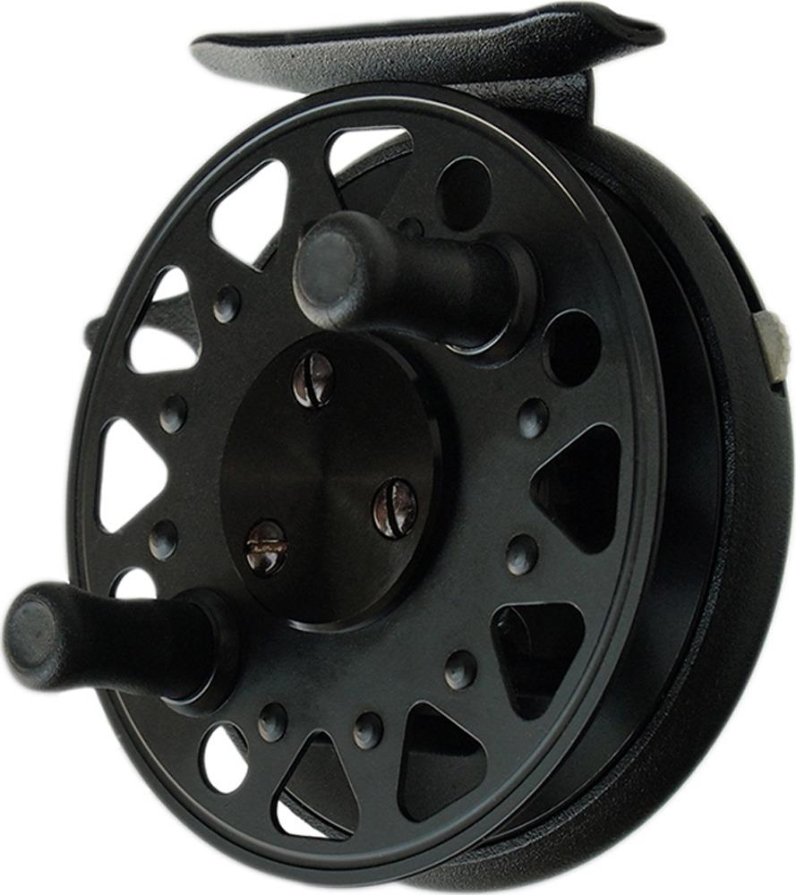 Катушка Нельма Z-3, рыболовная, левосторонняя, nkp80z3levchk-904-00, черный