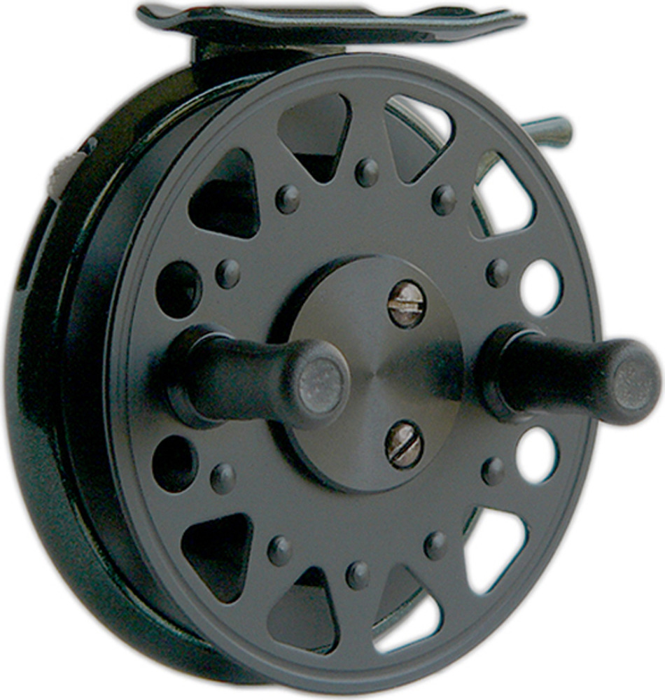 Катушка Нельма Z-3, рыболовная, правосторонняя, nkp80z3prck-097-00, темно-зеленый
