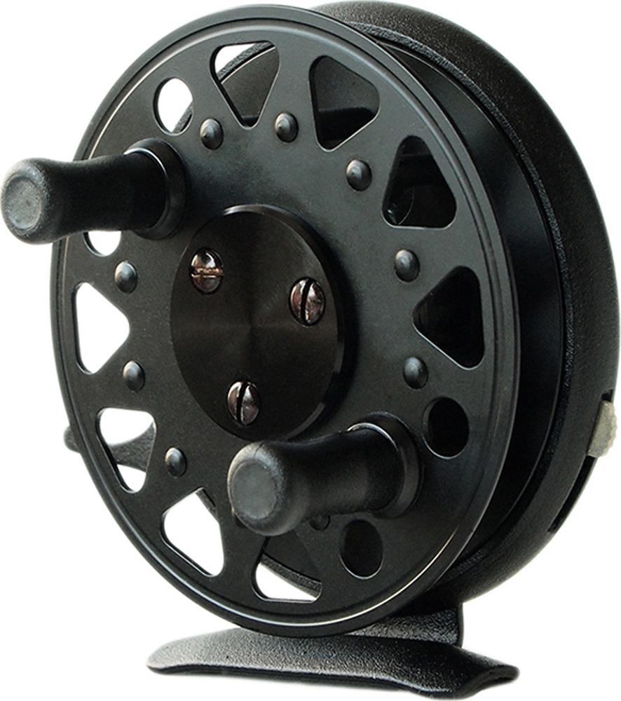 Катушка Нельма Z-3, рыболовная, правосторонняя, nkp80z3prchk-904-00, черный