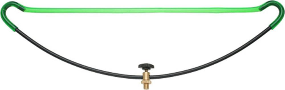Насадка для фидера Mikado AIX-8908, накручивающаяся, aix_8908-000-00, зеленый, черный