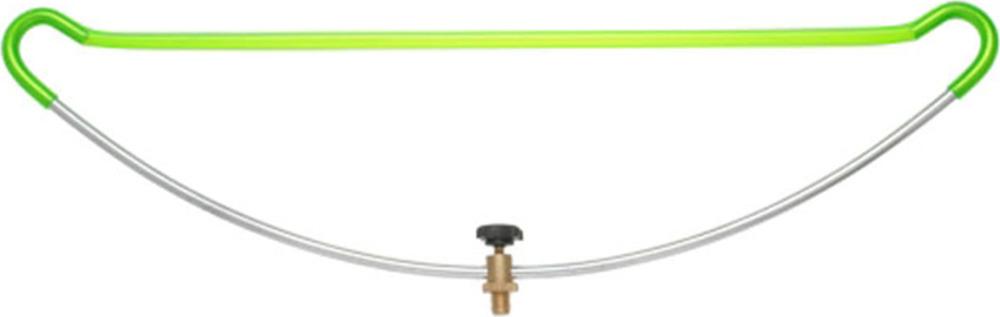 Насадка для фидера Mikado AIX-P0301, накручивающаяся, aix_p0301-000-00, зеленый, белый