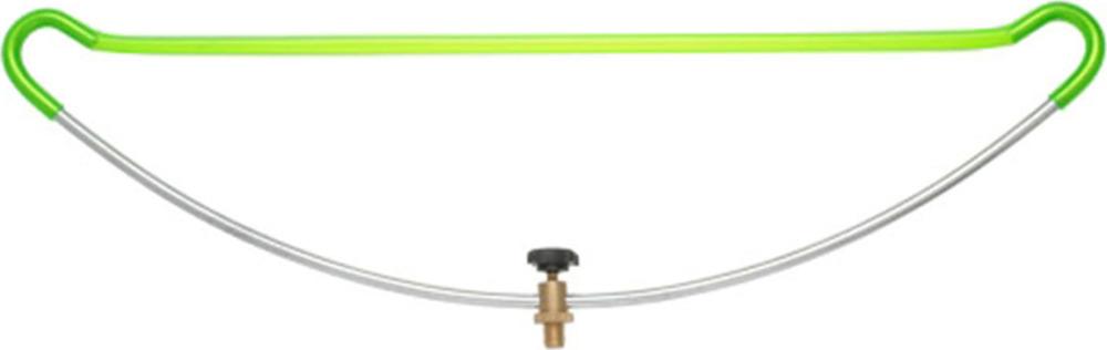 Насадка для фидера Mikado AIX-P0301R, накручивающаяся, aix_p0301r-000-00, зеленый, белый