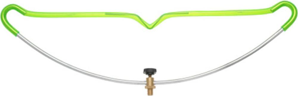 Насадка для фидера Mikado AIX-P0302, накручивающаяся, aix_p0302-000-00, зеленый, белый