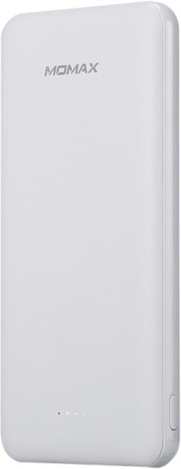 купить Внешний аккумулятор Momax iPower Minimal 6 USB-C Quick Charge External Battery Pack, белый онлайн