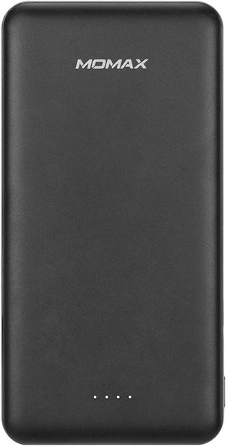купить Внешний аккумулятор Momax iPower Minimal 6 USB-C Quick Charge External Battery Pack, черный онлайн
