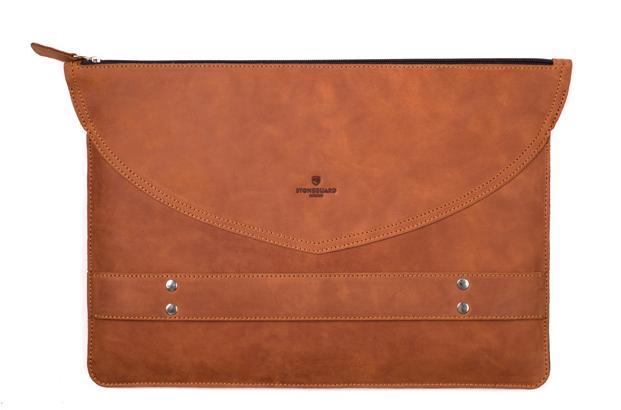 цена на Чехол для ноутбука Stoneguard 521 для MacBook Pro 13, коричневый
