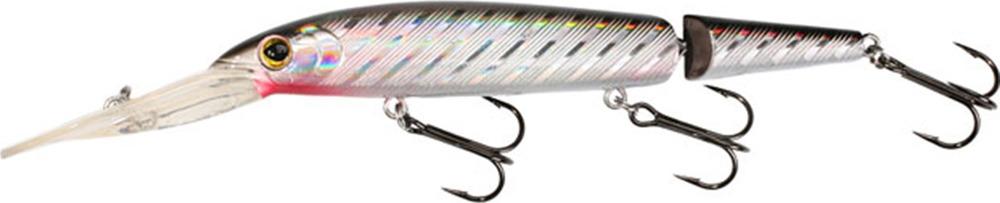 Воблер Mikado Flare, плавающий, pwf_fr_14f-167-00, серебристый, 14 см цена