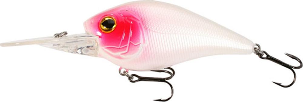 Воблер Mikado Kingfisher, плавающий, pwf_kr_7f-376-00, розовый, 7 см