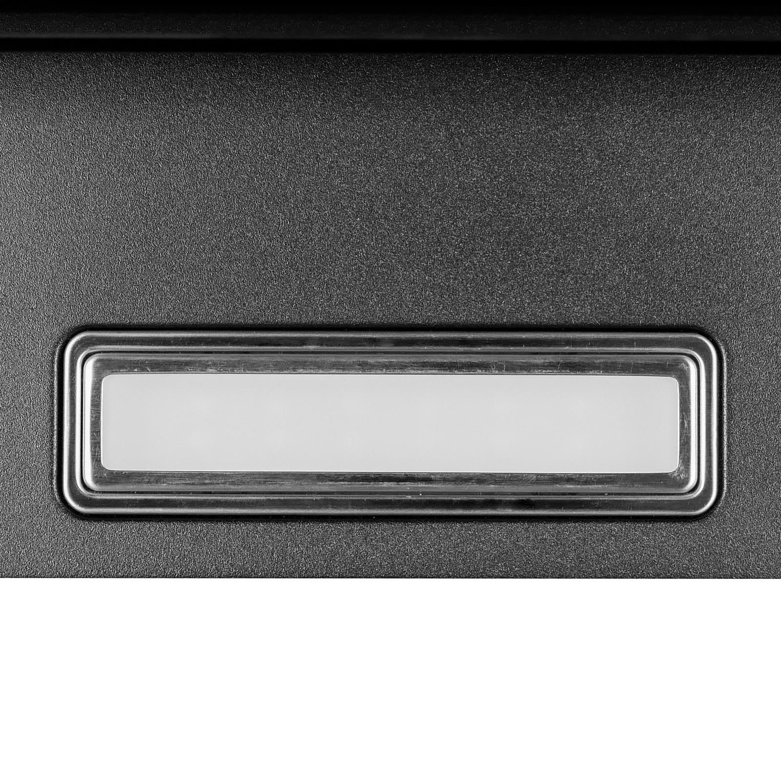 Вытяжка Lex Mika G 600 Blac, черный LEX