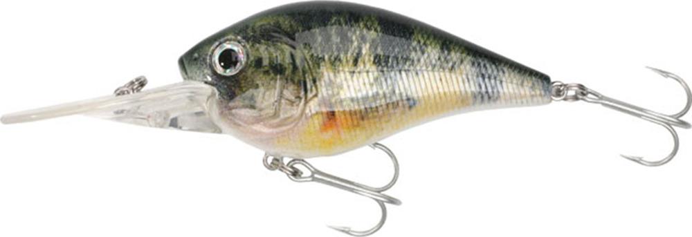 Воблер Mikado Kingfisher, плавающий, pwf_kr_7f-381-00, серый, 7 см