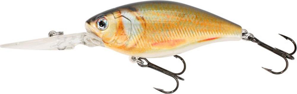 Воблер Mikado Sutingu, плавающий, pwf_su_7f-738-00, оранжевый, 7 см