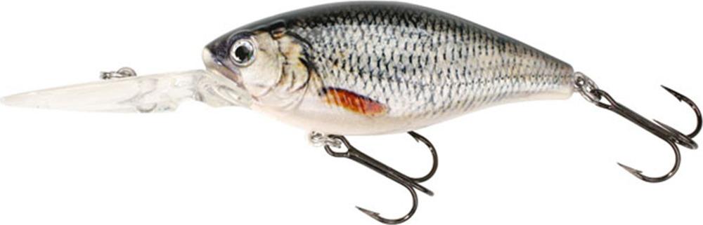 Воблер Mikado Sutingu, плавающий, pwf_su_7f-380-00, серый, 7 см