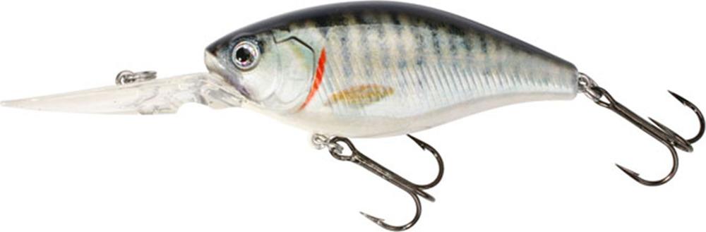 Воблер Mikado Sutingu, плавающий, pwf_su_7f-164-00, серый, 7 см