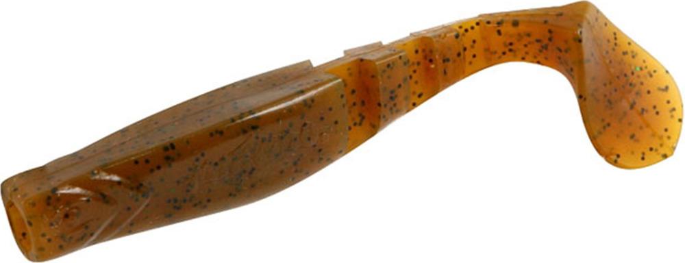 Виброхвост Mikado Fishunter 2, съедобная резина, pmfhl5_5-629-00, разноцветный, 5,5 см, 5 шт