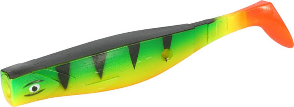 Виброхвост Mikado Fishunter, pmfhl7-584-00, разноцветный, 7 см, 5 шт
