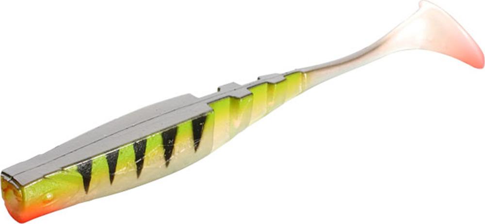 Виброхвост Mikado Fishunter, pmfhl7-593-00, разноцветный, 7 см, 5 шт