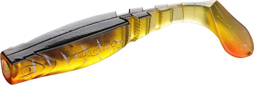 Виброхвост Mikado Fishunter, pmfhl7-596-00, разноцветный, 7 см, 5 шт