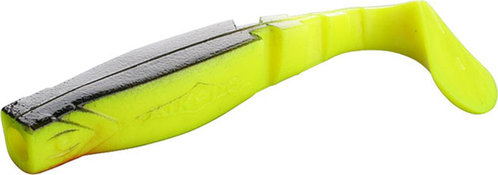 Виброхвост Mikado Fishunter, pmfhl7-598-00, разноцветный, 7 см, 5 шт