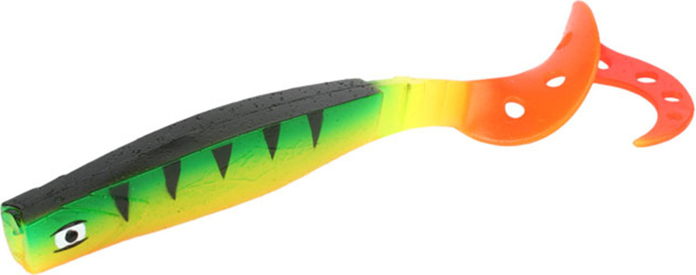 Виброхвост Mikado Fishunter Magna, pmfhm18-584-00, разноцветный, 18 см, 2 шт