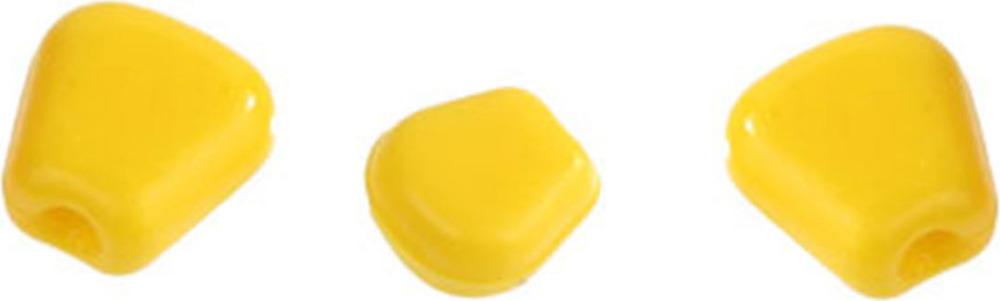 Приманка Mikado Кукуруза Trout Campione Чеснок, силиконовая, средняя, pmtc_cnm-691-00, оранжевый
