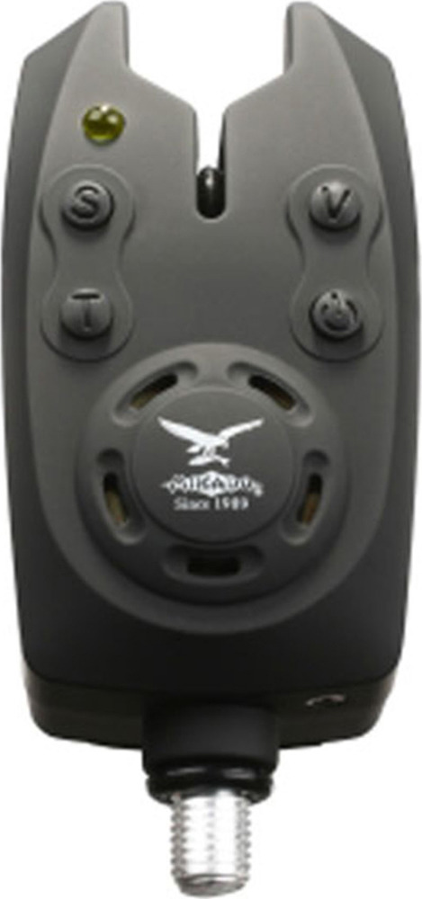 Сигнализатор поклевки Mikado AMS01-HX-1, для пейджера, ams01_hx_1-000-00, черный
