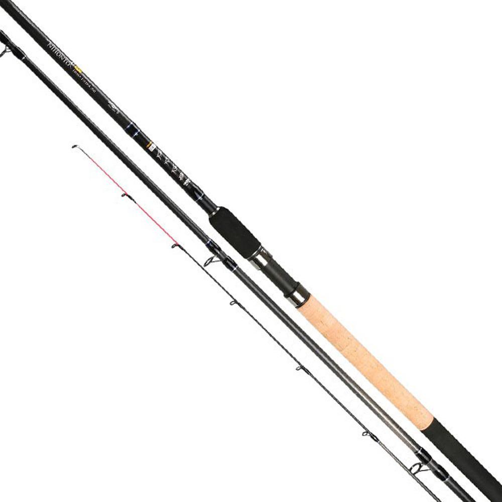 Удилище Mikado Nihonto Medium Feeder 390, штекерное, waa284_390-000-390, черный цена
