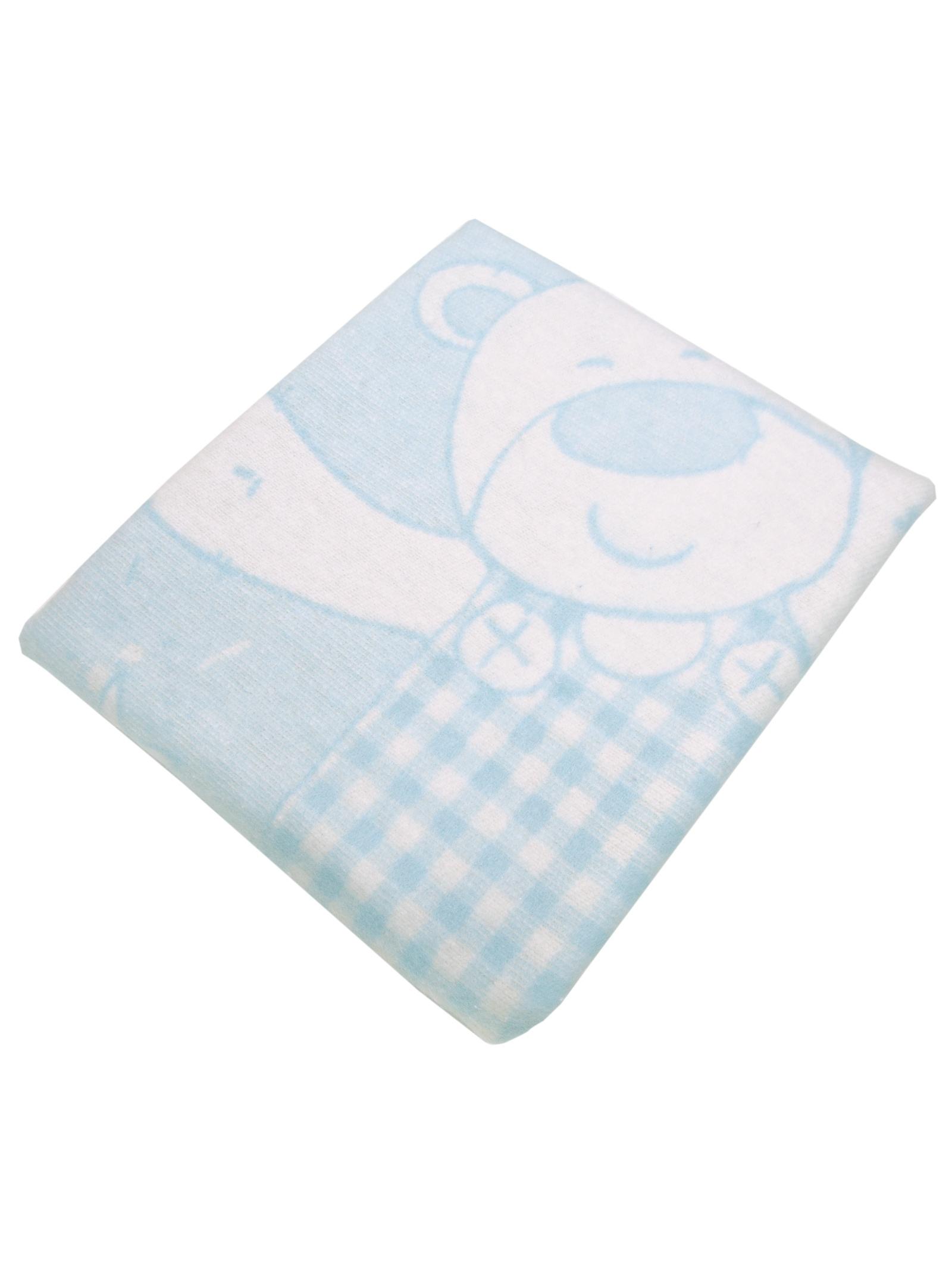 Одеяло детское Arloni 27370.М.Г, голубой