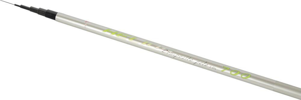 цена на Удилище Helios Composite Pole, маховое, hs_cp_700-157-700, серебристый, 7 м