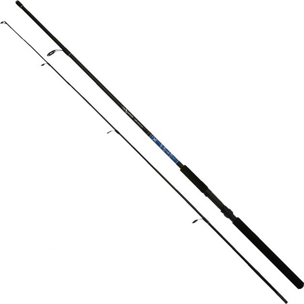 Спиннинг Mikado Fish Hunter Medium Spin 240, штекерный, waa006_240-000-240 mikado black draft ul spin 240