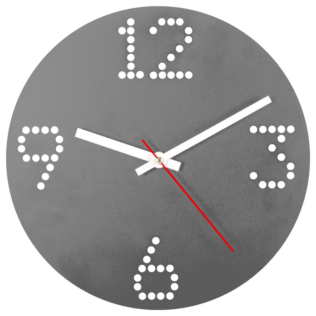 Настенные часы Дубравия Цифры 30х30