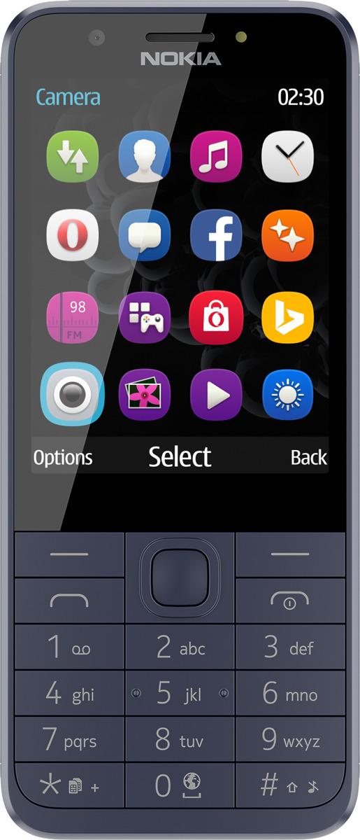 Мобильный телефон Nokia 230 DS blue использовать nokia как веб камеру