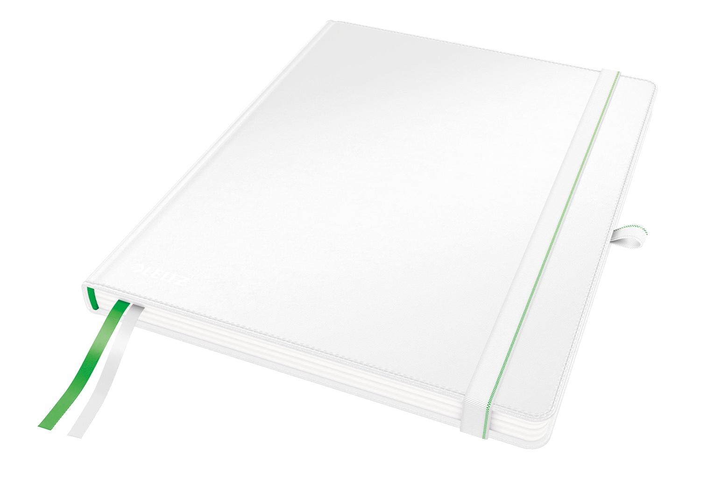 Записная книжка Leitz Записная книга Complete, размер iPad, клетка, белый, 80 листов