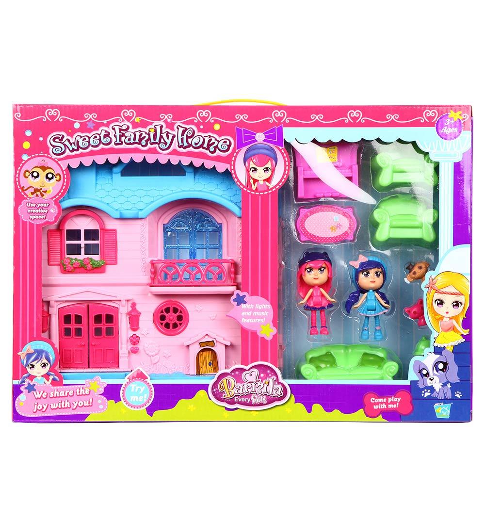 Дом для кукол Игруша Sweet Family Home, HD-1486985