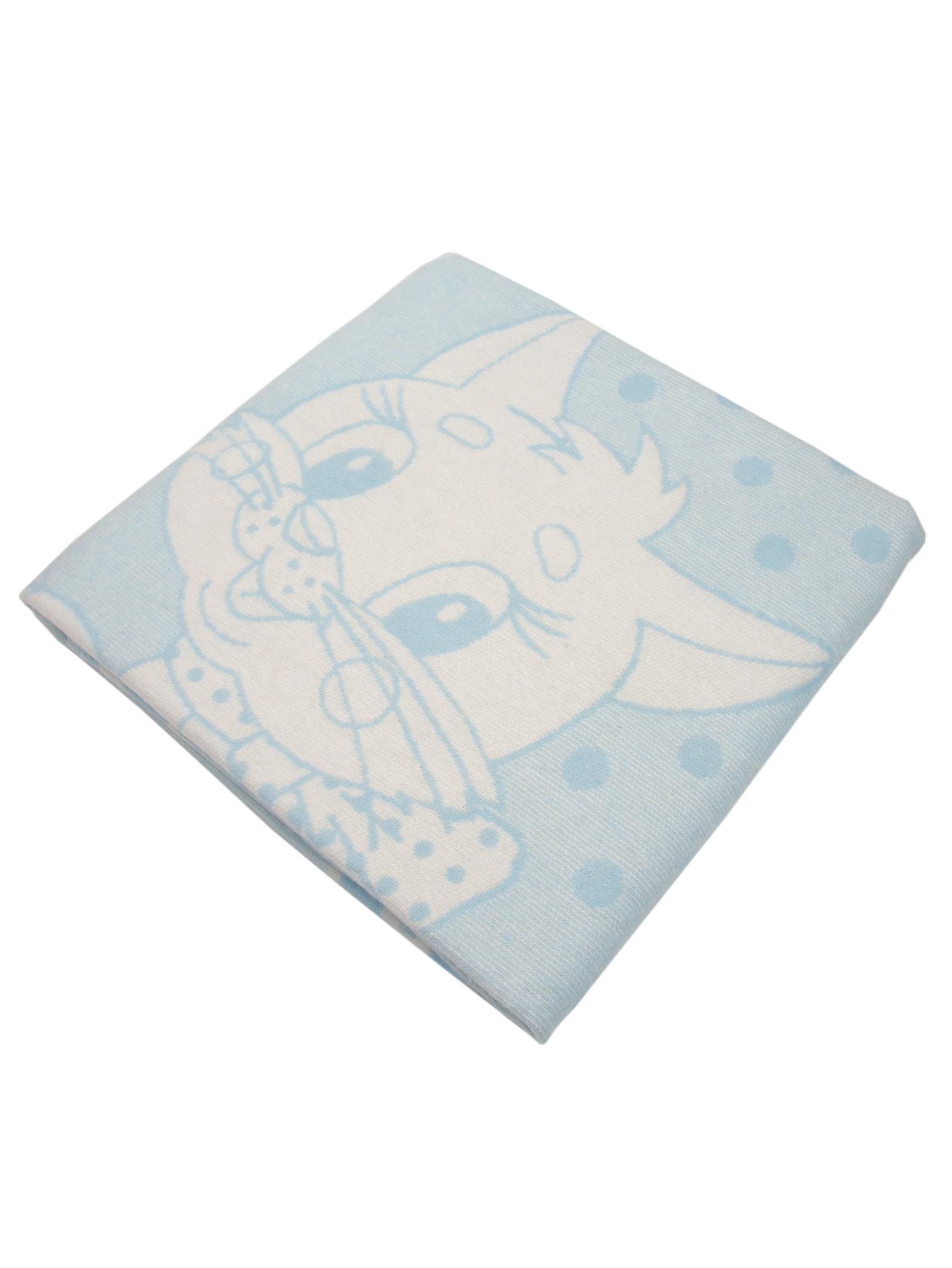 Одеяло детское Arloni 27380.К.Г, голубой