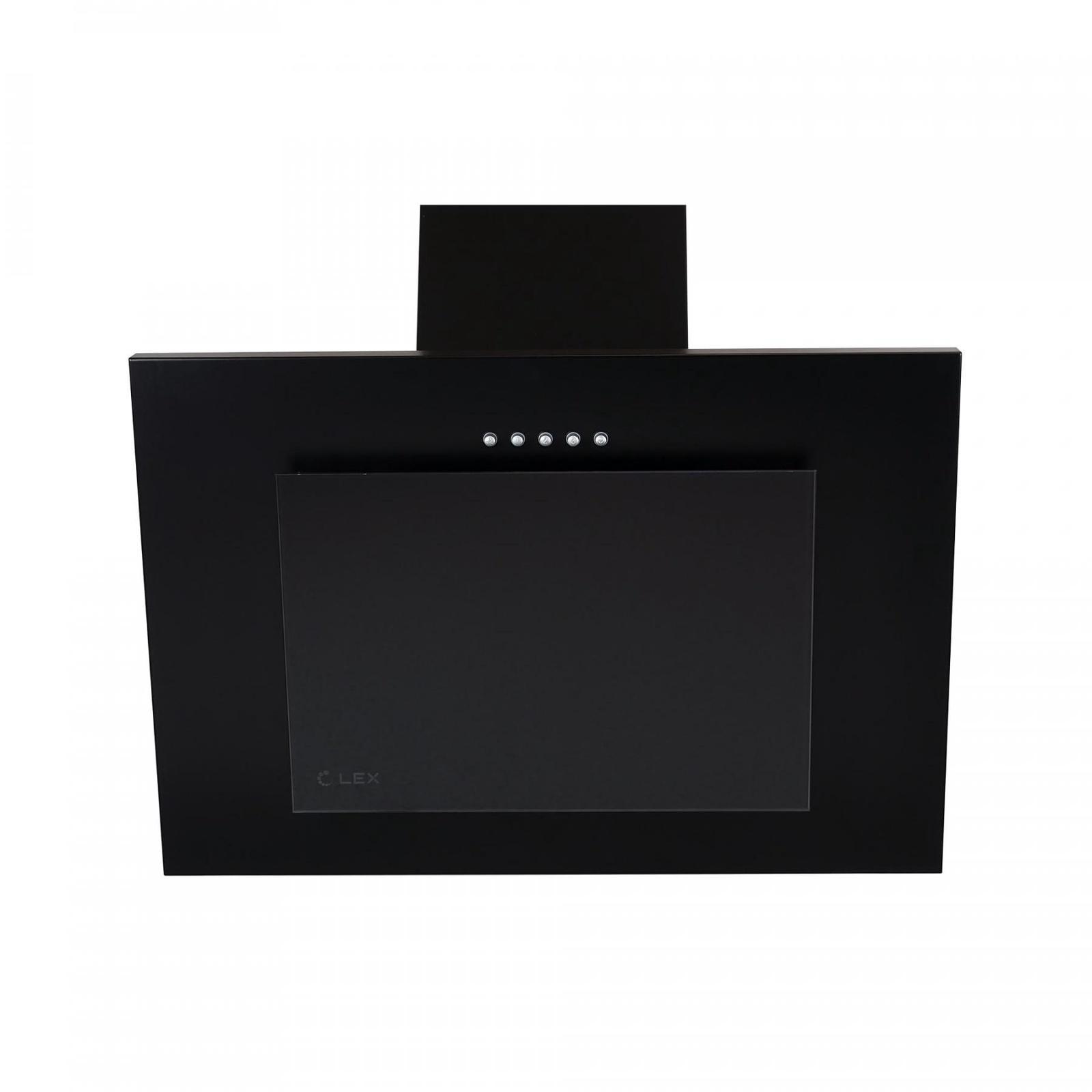 Вытяжка Lex Mini 600 Black, черный