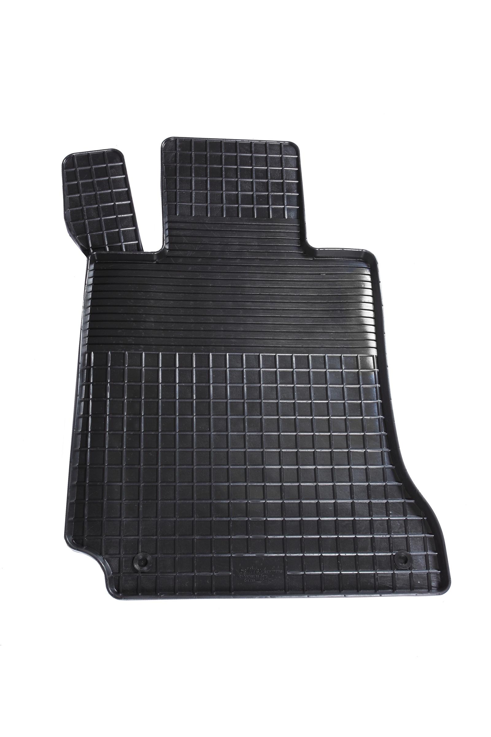 цена на Коврики в салон автомобиля Seintex Резиновые коврики Сетка для Volvo V-40 2012-н.в.