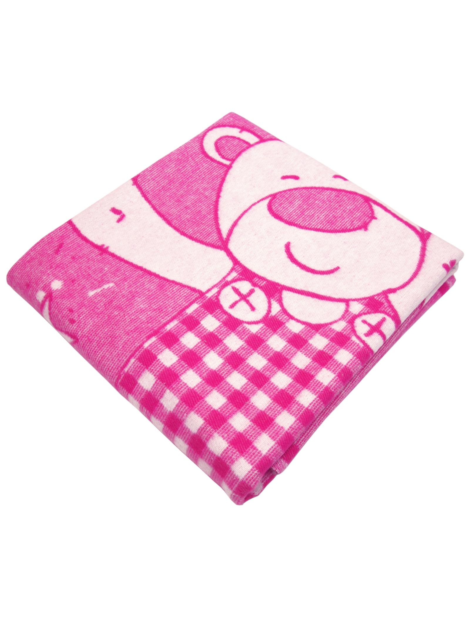 Одеяло детское Arloni 27380.М.М, темно-розовый