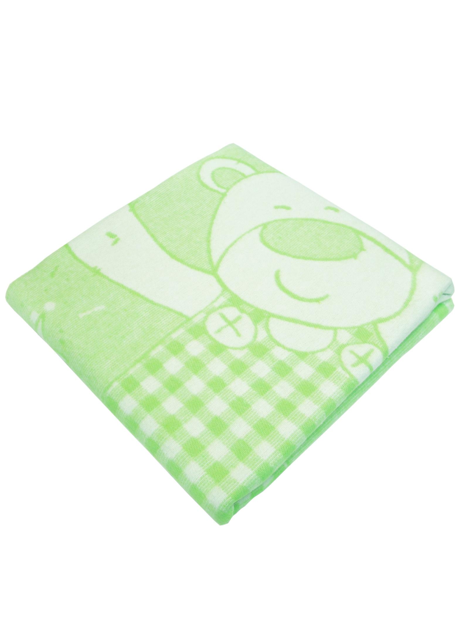 Одеяло детское Arloni 27380.М.СЛ, салатовый