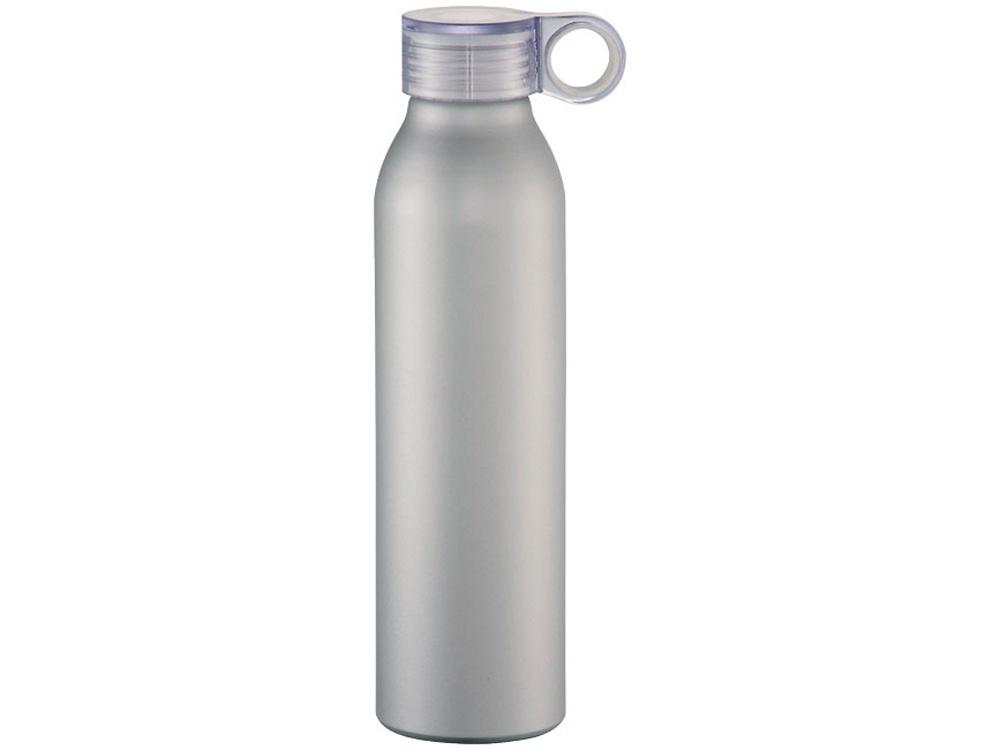 Фото - Бутылка для воды Oasis Grom, серебристый бутылка oasis бутылка спортивная capri 10031300 синий
