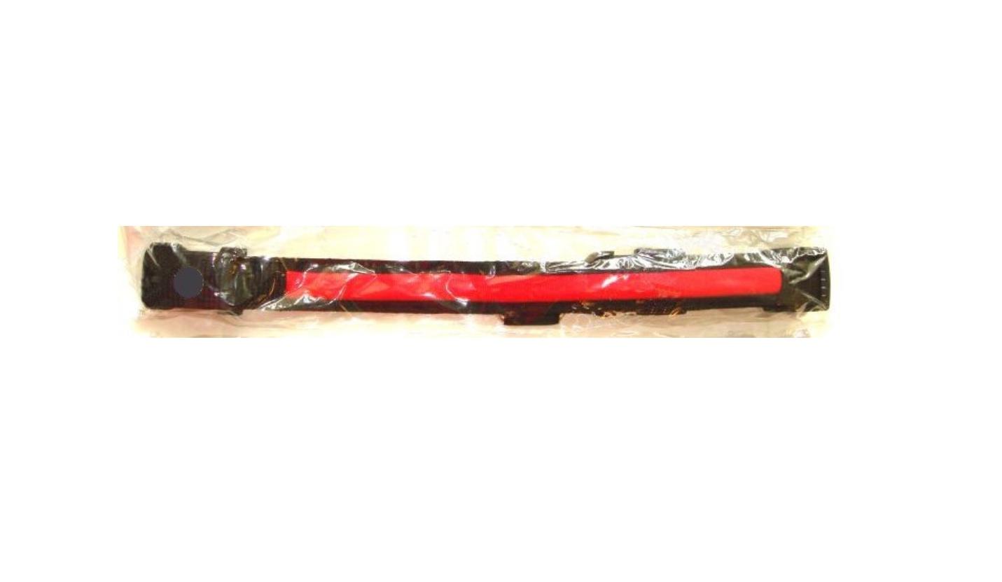 Ошейник Led-ошейник для собак размер M, красный