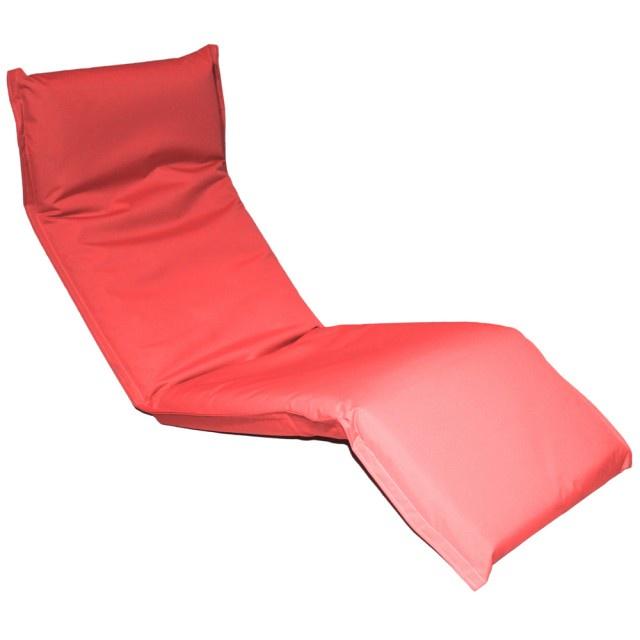 Кресло-шезлонг MERLIN LF08, розовый