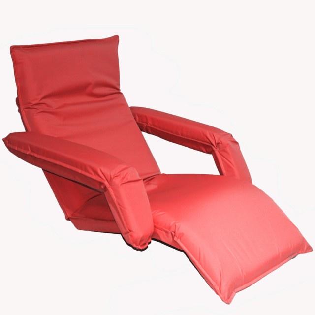 Кресло-шезлонг MERLIN LF10, розовый шезлонг пластиковый 186х76х88см темно зеленый складной на колесах