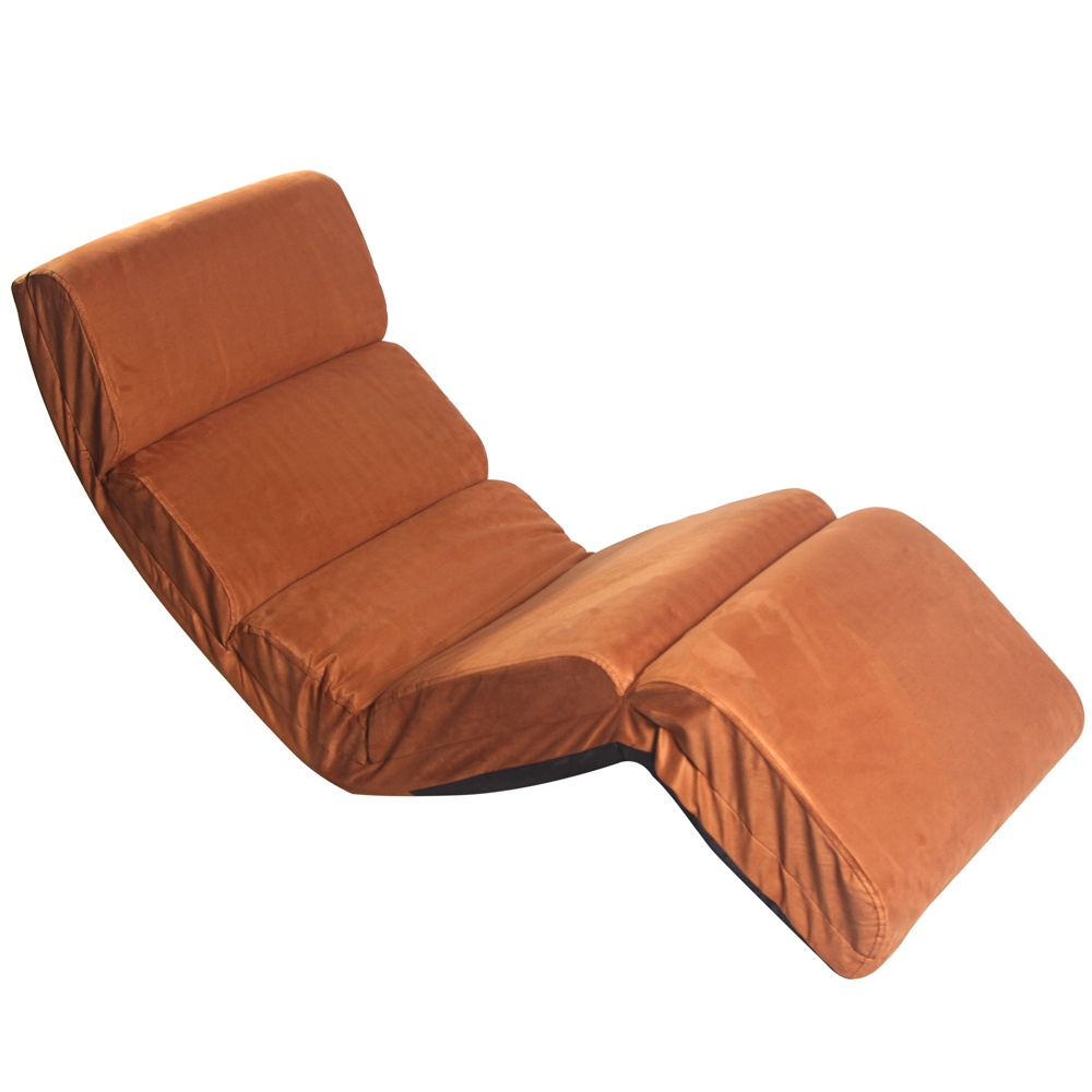 Кресло-шезлонг MERLIN LF14, коричневый цена