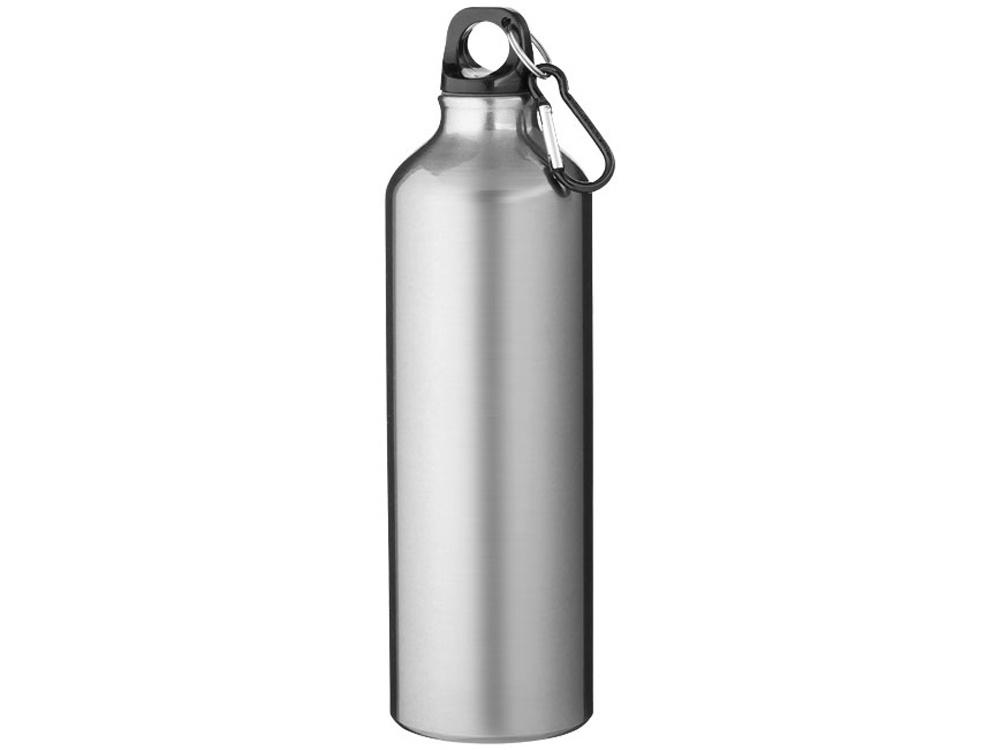 Бутылка для воды Oasis Pacific, серебристый