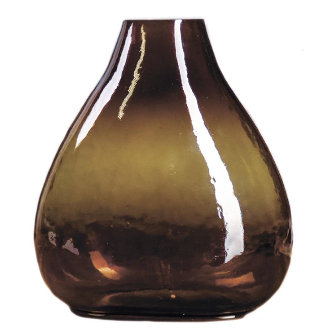 Ваза Impression Style 0137, шоколадный, темно-коричневый