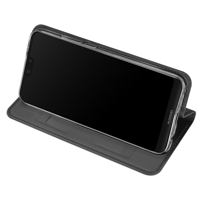 Чехол для сотового телефона Dux Ducis Huawei P20 Lite, черный аксессуар чехол для huawei p20 lite pero soft touch turquoise prstc p20lc