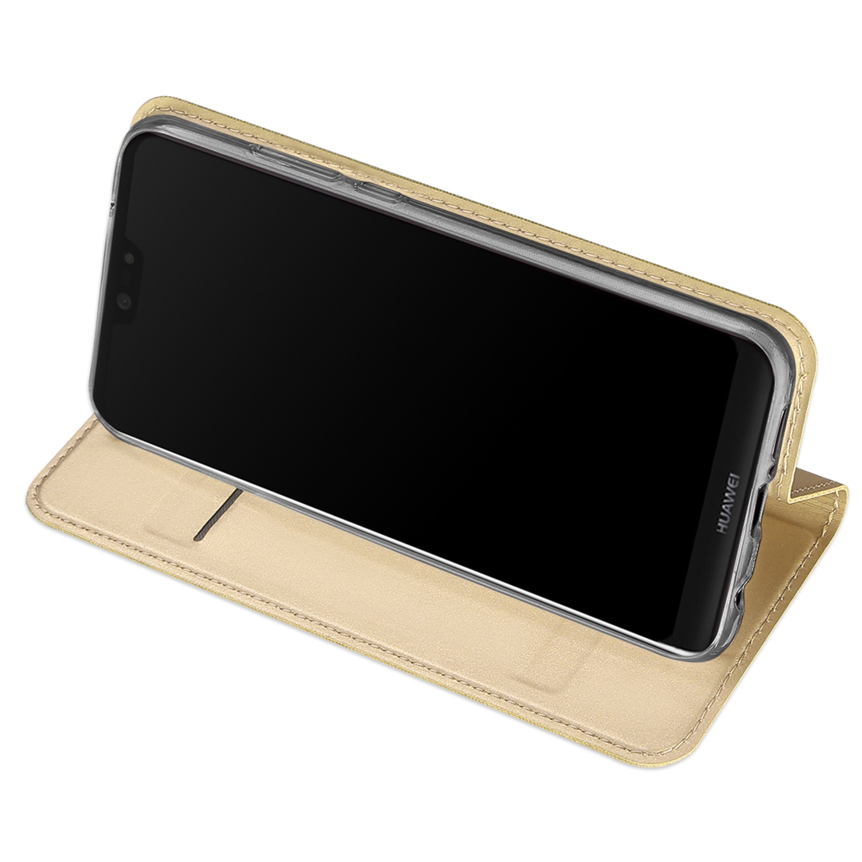 Чехол для сотового телефона Dux Ducis Huawei Honor 20 Lite, золотой