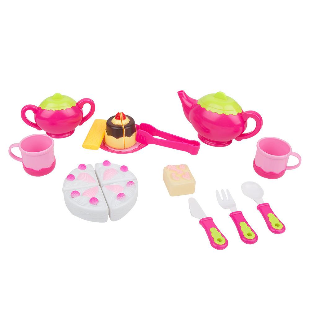 Сюжетно-ролевые игрушки Игруша Чаепитие, i-ZY663440 цена в Москве и Питере